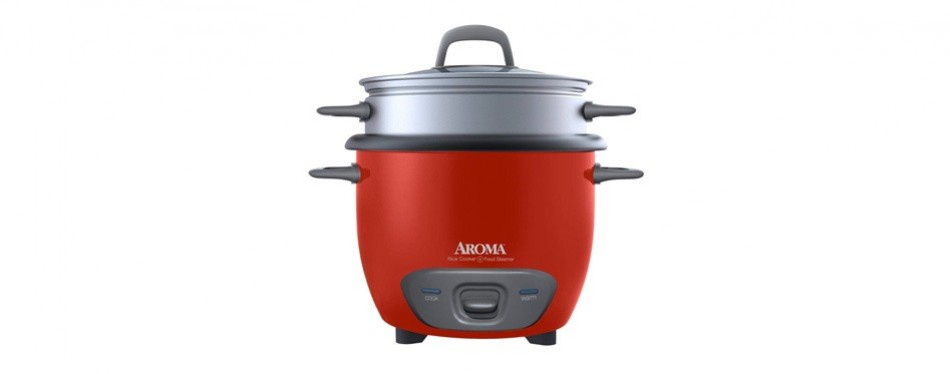 aroma housewares pot style rice cooker