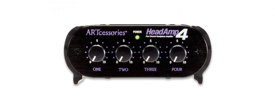 art headamp stereo headphone amp