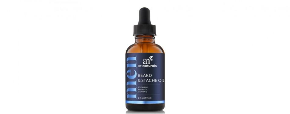 artnaturals beard oil and conditioner