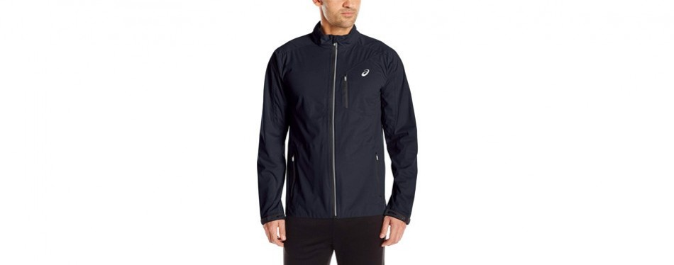 asics men's accelerate jacket