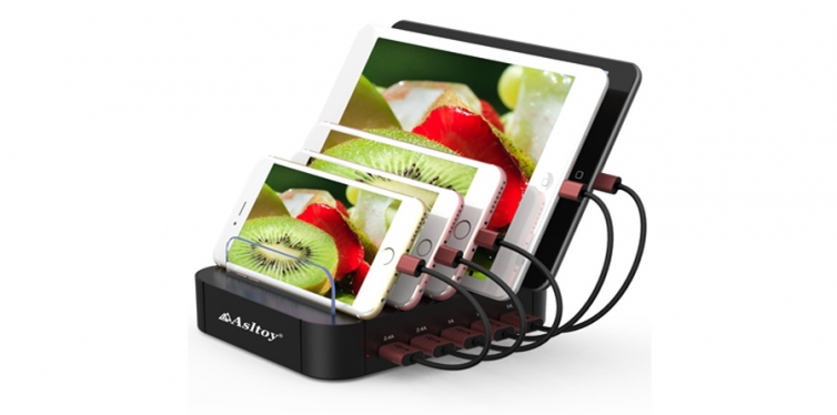 Asltoy USB Charging Station