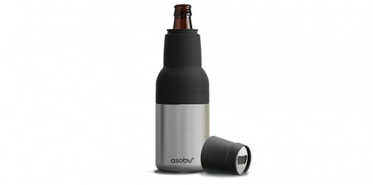 Asobu Frosty Beer 2 Go Stainless Steel Cooler