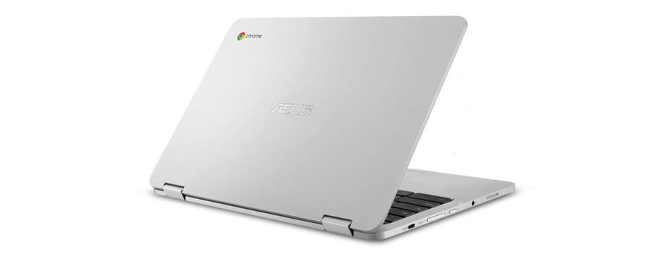 asus c302ca-dhm4 chromebook flip 12.5-inch touchscreen convertible chromebook