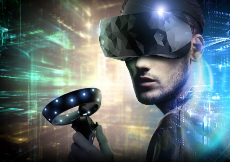 ASUS Windows Mixed Reality Headset