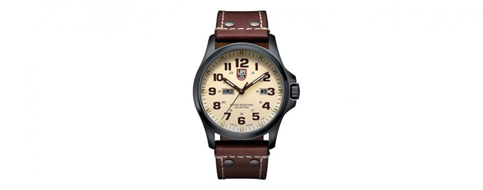 atacama field watch in carbon fiber