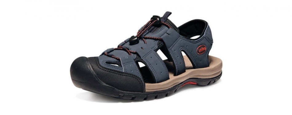 f8bf762d01c atika men's sports sandals trail outdoor water shoes 3layer toecap m106 /  m107