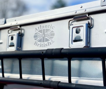 atlantic british aluminum cases