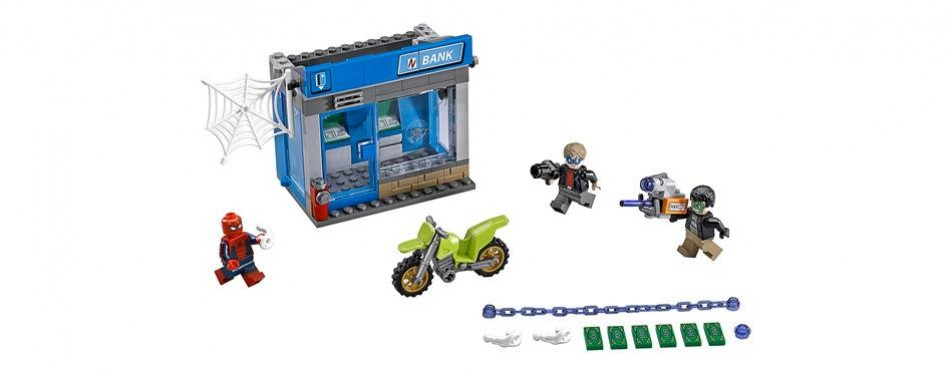 lego super heroes stm heist battle building kit