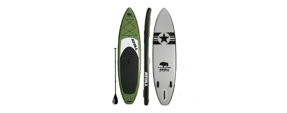 atoll inflatable stand-up paddleboard