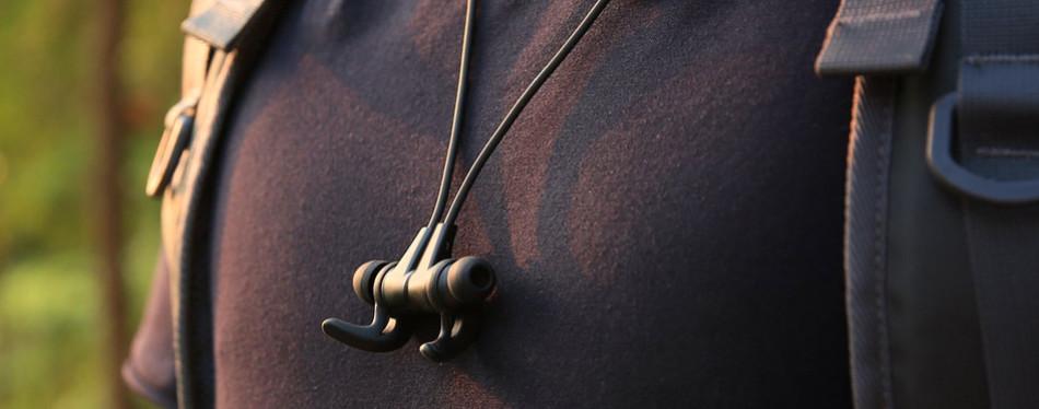 aukey latitude bluetooth workout headphones