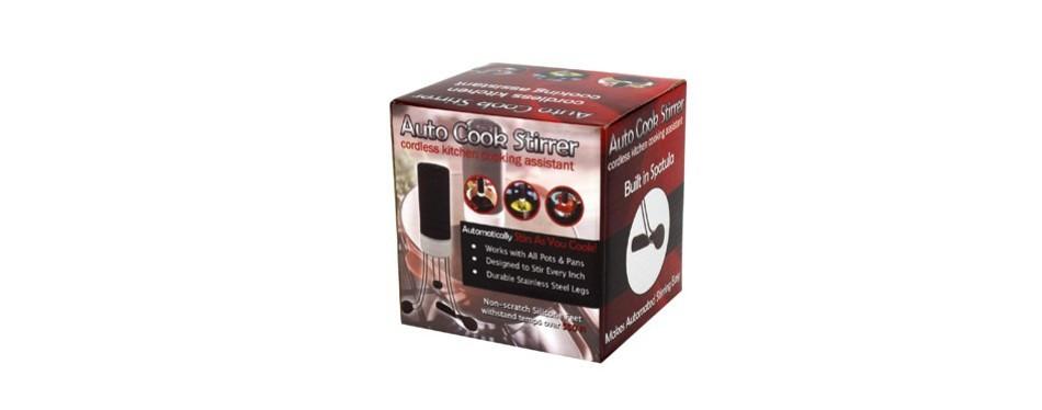 auto cooking stirrer automatic hands free pot stirrer