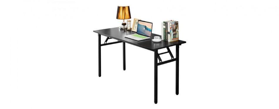 auxley folding computer desk