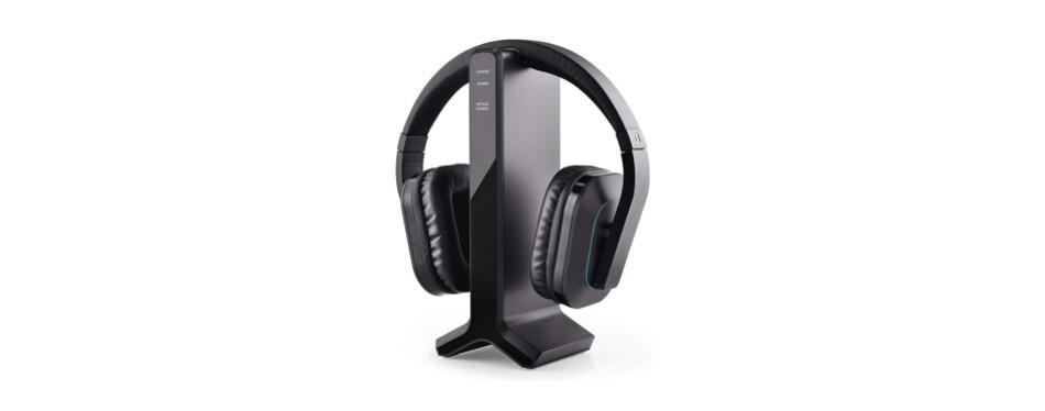 avantree rf wireless headphones