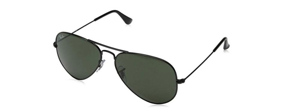 aviator metal non-polarized shades