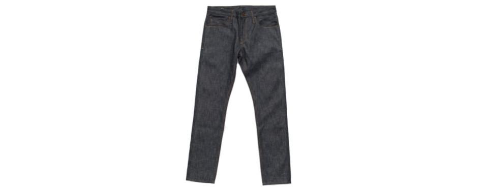 avila slim taper american made jeans