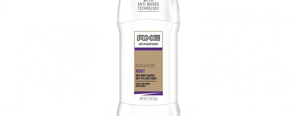 axe white label antiperspirant deodorant