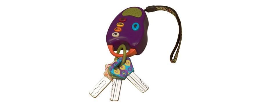 b toys funkeys toy