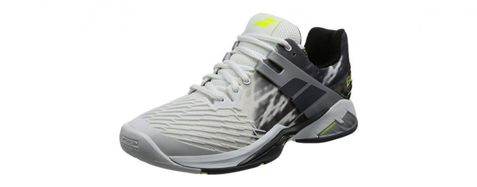 babolat men`s propulse fury all court tennis shoes