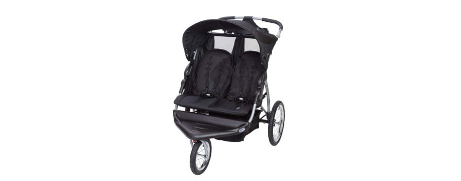 baby trend expedition ex double jogging stroller