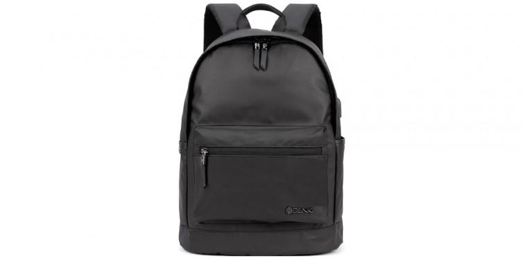Backpack w/ USB Charging Port Fits Under 15