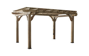 backyard discovery pergola kit