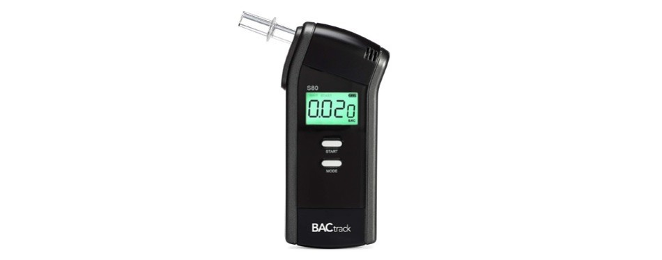 bactrack professional breathalyzer