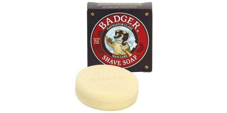 Badger Shaving Soap