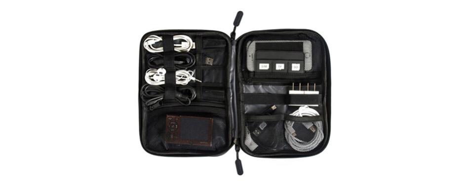 bagsmart travel universal cable organizer