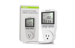 baldr home electricity usage monitor