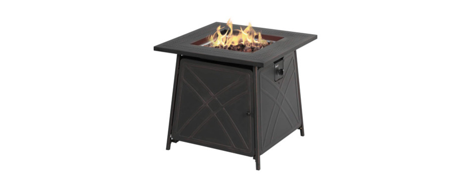 bali outdoors 50,000btu fire pit