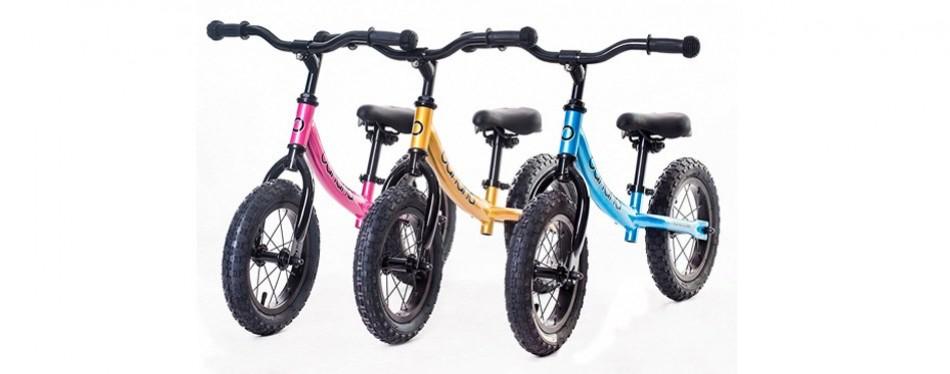 banana bike gt - balance bike for kids