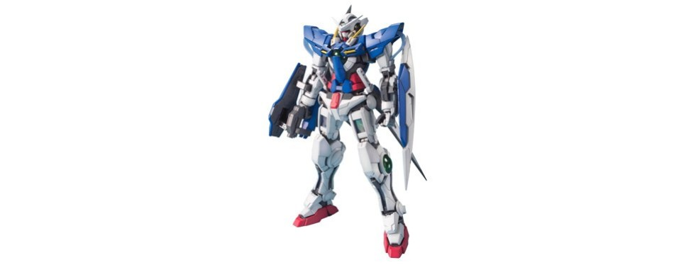 bandai gundam model kit exia master grade action figure