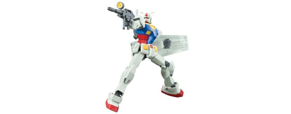 bandai high grade uc rx-78-2 gundam model kit