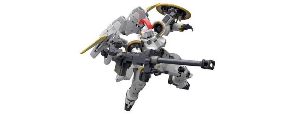 bandai real grade tallgeese gundam model kit wing