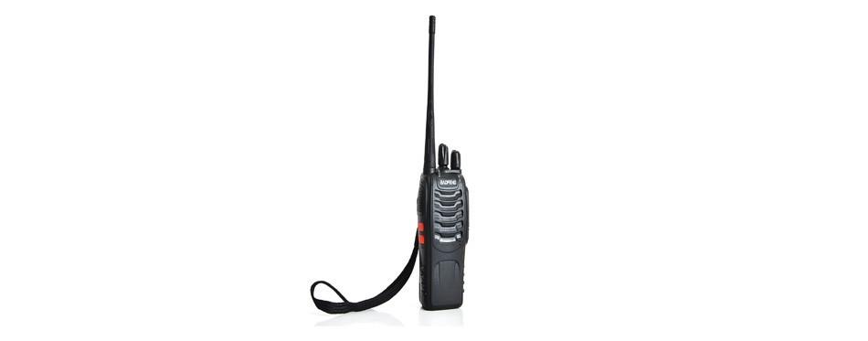 baofeng bf-888s long range walkie talkie
