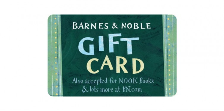 barnes and noble gift cards