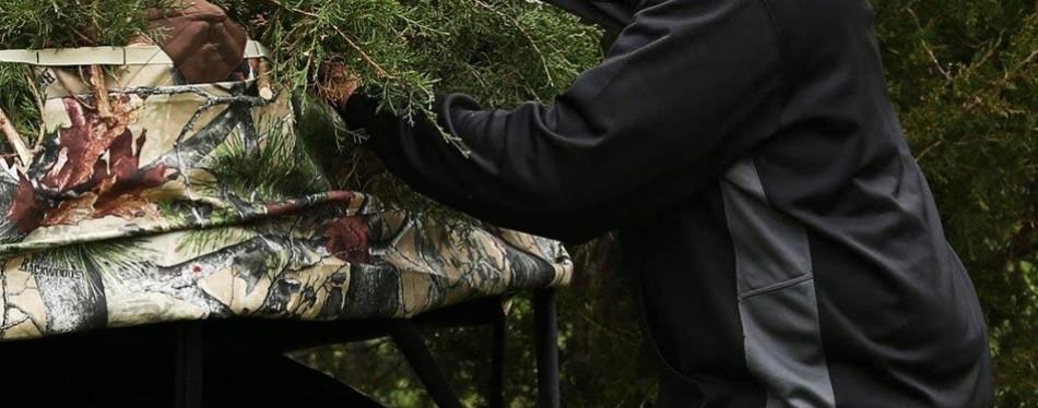 barronett blinds ground hunting blind