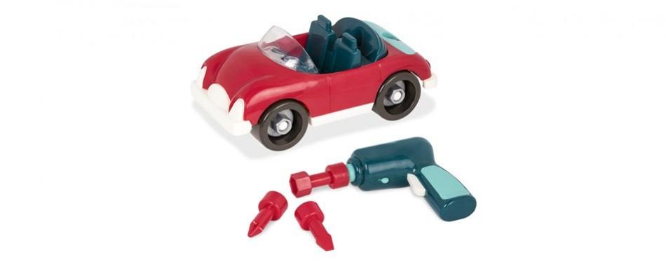 battat – take-apart roadster car