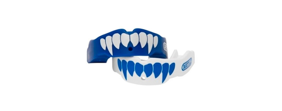 battle fang-edition mouth guard