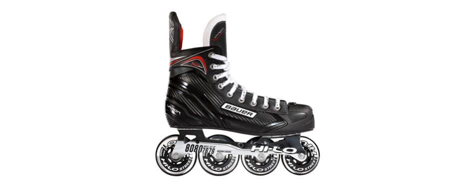 bauer vapor xr300 senior inline hockey skate