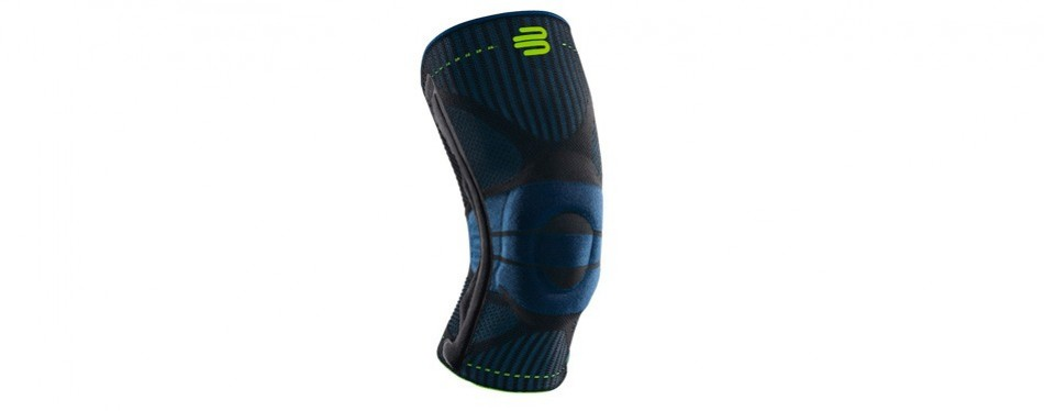 bauerfeind sports knee sleeves support