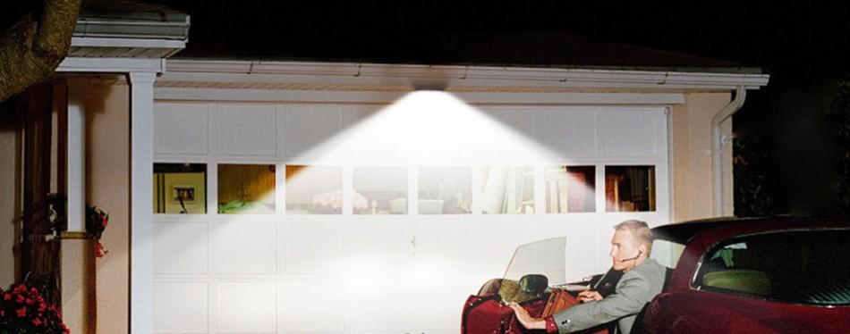 baxia technology 100 led solar lights