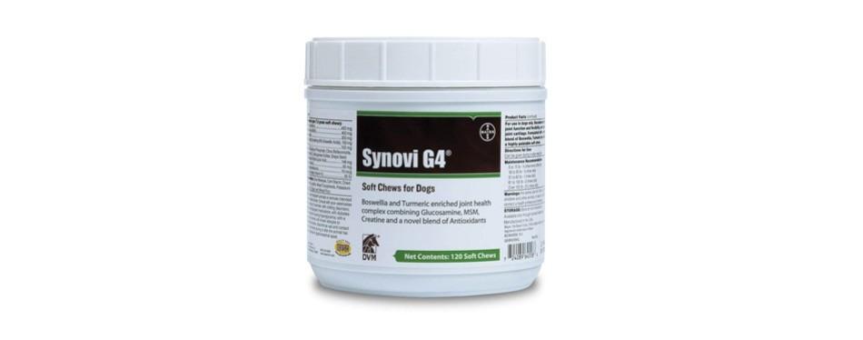 bayer synovi g4 soft chews for dogs