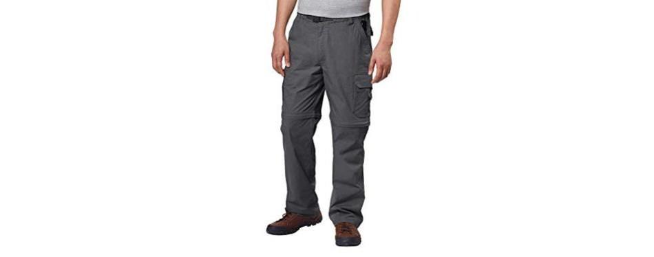 bc clothing mens convertible cargo pants