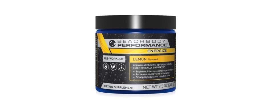beachbody performance: energize