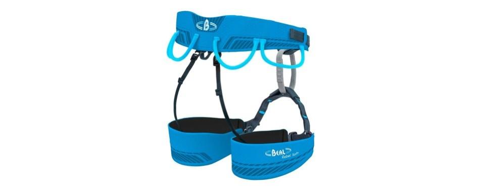 beal rebel soft climbing harness