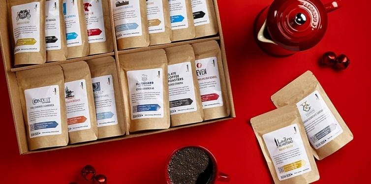 bean box seattle coffee sampler