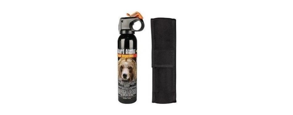 bear guard alaska bear pepper spray