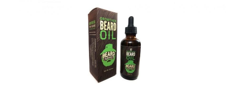 beard farmer - growther xt beard oil