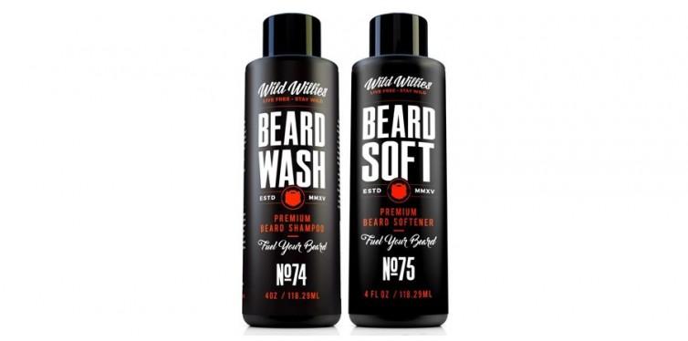 Wild Willies Beard Wash and Conditioner Bundle
